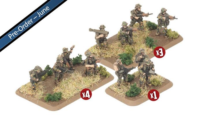 Team Yankee American Mech Platoon