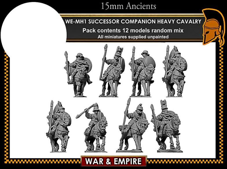 War & Empire - Successor Companion Heavy Cavalry