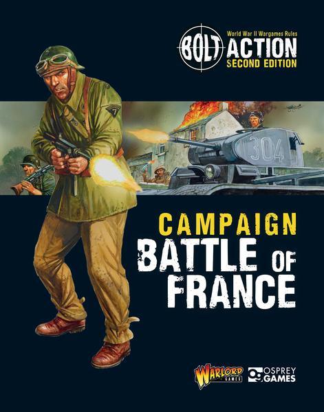 Bolt Action - The Battle of France