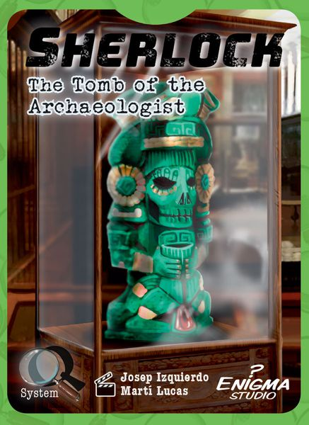 Sherlock The Tomb Of The Archaeologist - card spawn locations aenigma roblox