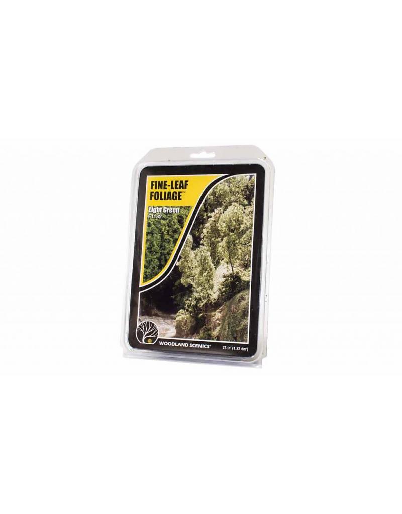 Woodland Scenics - Fine-Leaf Foilage, Light Green